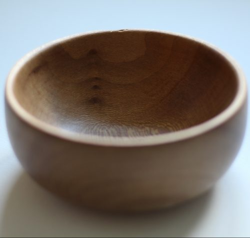 London plane handmade bowl